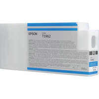 Original Epson T5962 Cyan Ink Cartridge