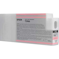 Original Epson T5966 Light Magenta Ink Cartridge