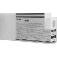 Original Epson T5968 Matt Black Ink Cartridge