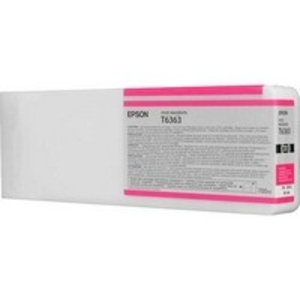 Original Epson T6363 Magenta Ink Cartridge