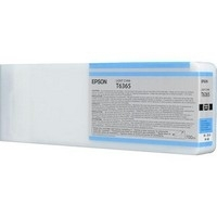 Original Epson T6365 Light Cyan Ink Cartridge