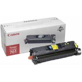 Original Canon T701 Yellow Toner Cartridge (9284A003AA)