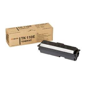 Original Kyocera TK-110E Black Toner Cartridge