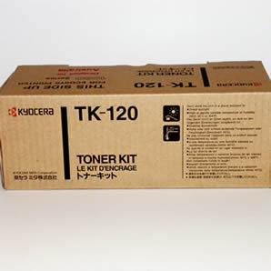 Original Kyocera TK-500BK Black Toner Cartridge