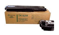Original Kyocera TK-82M Magenta Toner Cartridge