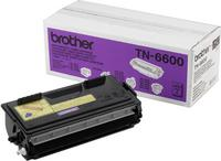 Original Brother TN6600 Black Toner Cartridge