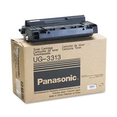 Original Panasonic UG3313 Black Toner Cartridge