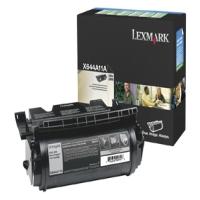 Original Lexmark X644A11E Black Toner Cartridge