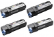 Original Dell 593-102 Toner Cartridge Multipack (593-10258/593-10259/593-10261/593-10260)