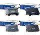 Original Samsung CLP-500D Toner Cartridge Multipack (CLP-500D7K/500D5C/500D5M/500D5Y)