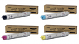 Original Xerox 106R0121 Toner Cartridge Multipack (106R01217/6/5/4)