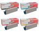 Original Oki 415152 Toner Cartridge Multipack (41515212/11/10/09)