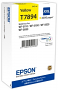 Original Epson T7894 XXL Yellow Extra High Capacity Ink Cartridge (C13T789440)