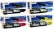 Original Epson S0501 Toner Cartridge Multipack (C13S050190/C13S050189/C13S050188/C13S050187)