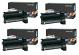 Original Lexmark C7700 Toner Cartridge Multipack (C7700KH/C7700CH/C7700MH/C7700YH)