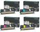 Original Lexmark C5220 Toner Cartridge Multipack (C5220KS/C5220CS/C5220MS/C5220YS)