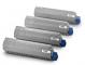 Original Oki 4405910 Toner Cartridge Multipack (44059108/7/6/5)