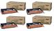 Original Xerox 113R007 Toner Cartridge Multipack (113R00722/21/20/19)