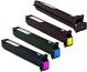 Original Konica Minolta A0D7 Toner Cartridge Multipack (A0D7153/7453/7353/7253)