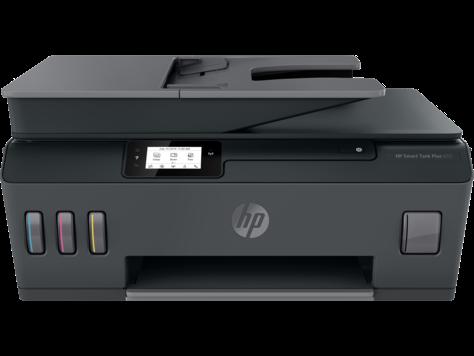 HP Smart Tank Plus 650